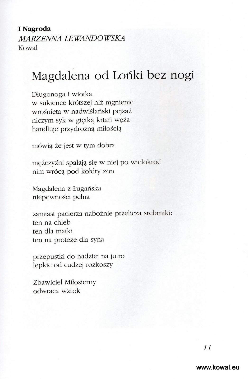 Poetycki Kowal Górą